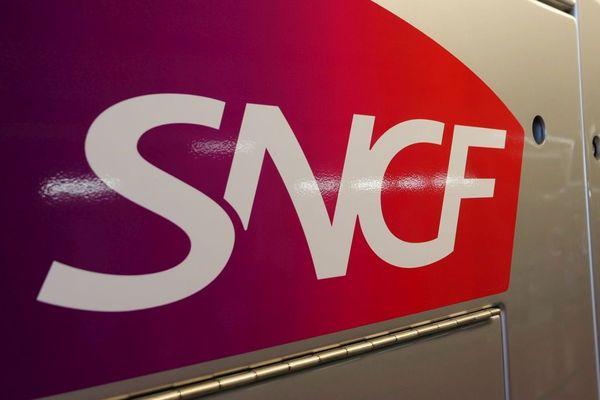 Logo SNCF - Illustration
