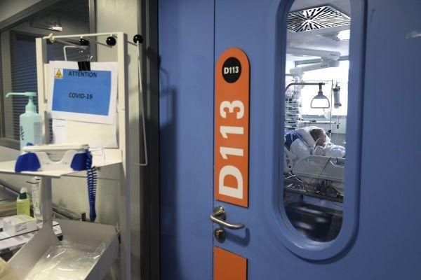 Pour la première fois, des unités dédiées au COVID 19 ont été mises en place au Pôle Santé République de Clermont-Ferrand et à la clinique de la Châtaigneraie de Beaumont. Photo d'illustration.