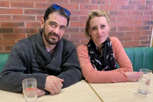 Ambre et Franck témoignent pour la première fois après avoir été accusés de vols au Fouquet's.