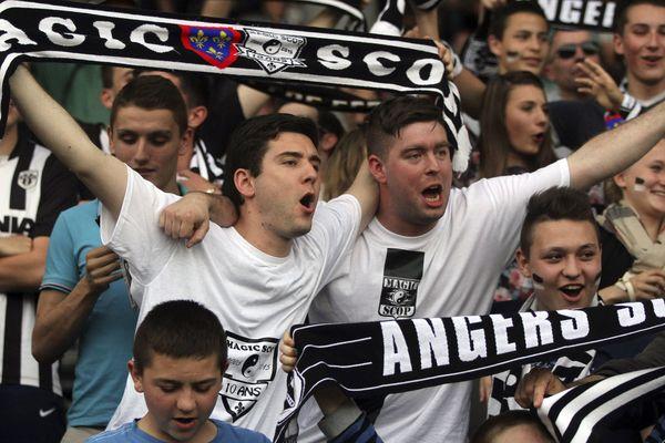 Même poussés par leurs supporters, les Angevins n'ont pas su s'imposer face au FC Sochaux