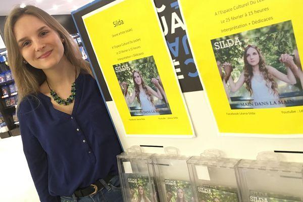 Silda, artiste vitryate, sort son premier EP