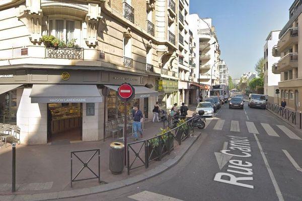 Le 73 rue Carnot à Levallois-Perret.