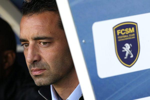 Olivier Echaoufni, entraîneur du FCSM jusqu'à ce jour