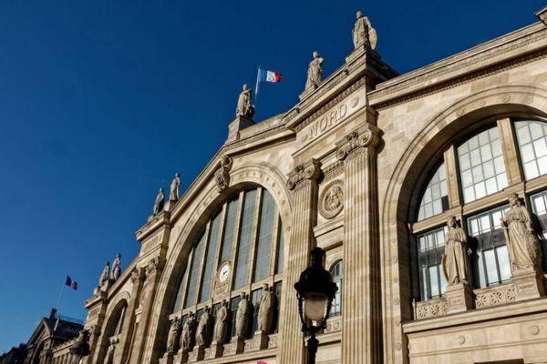 La gare du Nord est la première gare d'Europe, avec 700 000 voyageurs par jour (illustration).