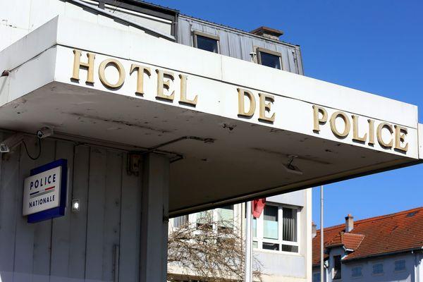 Hôtel de Police de Montbéliard.