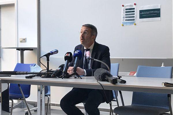 William Pineau, avocat de la famille de Magali Blandin s'exprime pour la première fois, au nom de la famille de la mère décédée