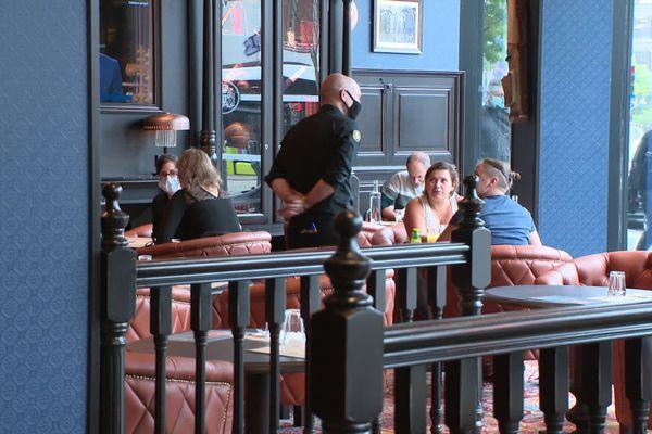 Les restaurateurs stéphanois doivent composer avec de nouvelles restrictions