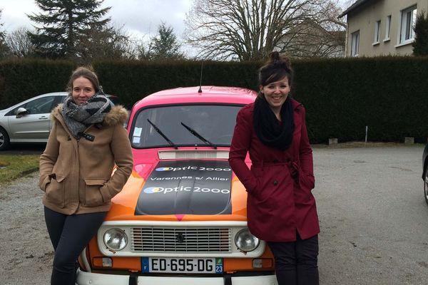 Parmi les 14 équipages limousins présent pour cette 20ème édition, une équipe originaire de la Creuse