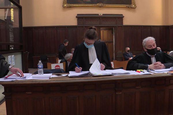 L'audience a eu lieu le 13 avril devant le tribunal correctionnel de Rouen
