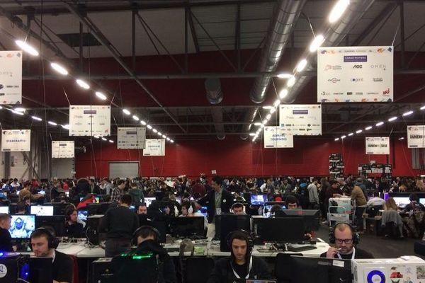 C'est parti pour la 19e édition de la Gamers Assembly à Poitiers
