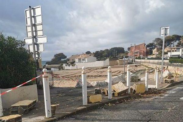 De nombreux dégâts ont été constatés dans le département des Bouches-du-Rhône suite aux orages et aux pluies de cette nuit.