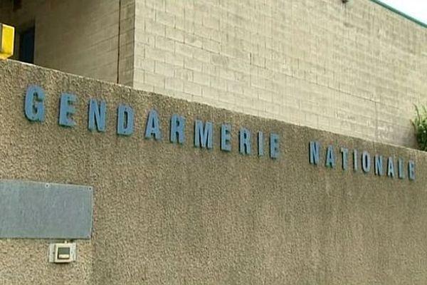 Carcassonne - la brigade de gendarmerie de l'Aude- 11 septembre 2013.