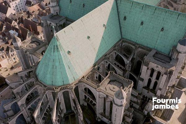 Cathédrale de Chartres.