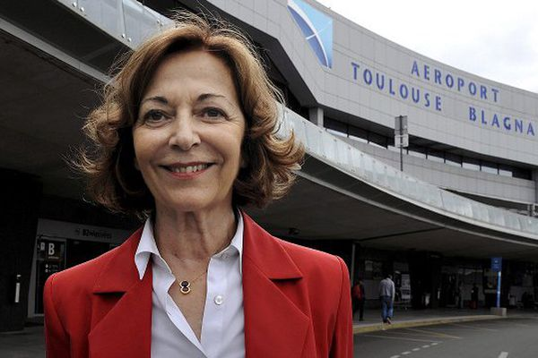 Anne-Marie Idrac, Présidente du Conseil de Surveillance de l'aéroport de Toulouse-Blagnac