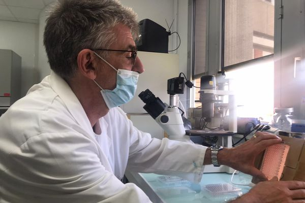 Le chercheur toulousain Etienne Joly de l'Inserm vient de créer un nouveau test sérologique avec l'université d'Oxford