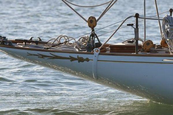 Le Viola, l'un des bateaux à admirer au Musée maritime de la Rochelle