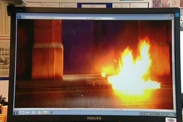 L'attaque incendiaire de tarbes avait été revendiqué sur internet