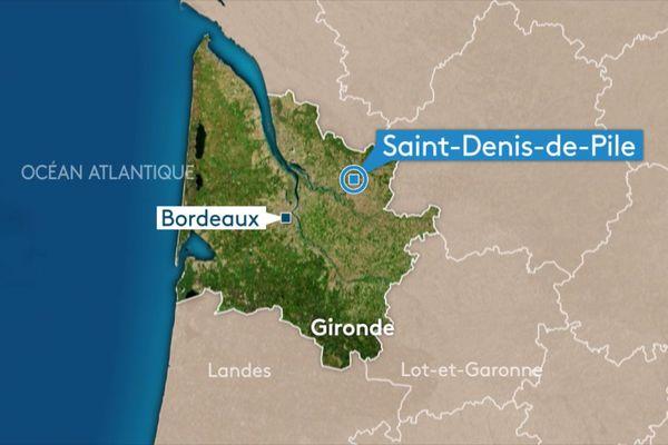 Commune de Saint-Denis-de-Pile en Gironde