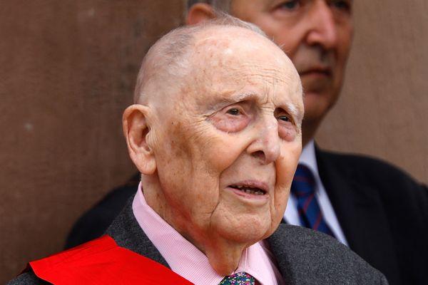 Daniel Cordier en 2018.