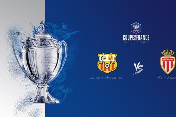 Canet Roussillon - AS Monaco à 14h15 ce dimanche  en LIVE sur notre site