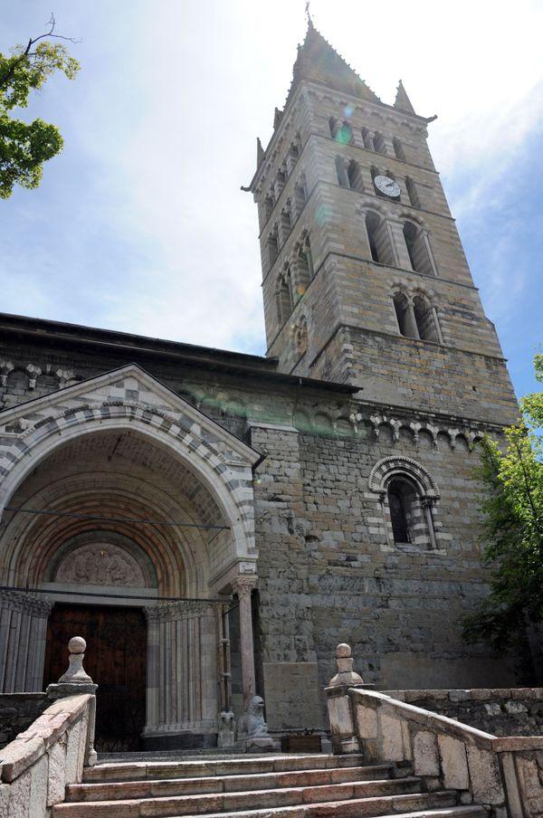 C'est à Embrun, dans la Cathédrale Notre-Dame du Réal qu'aura lieu le concert du 1e juillet.