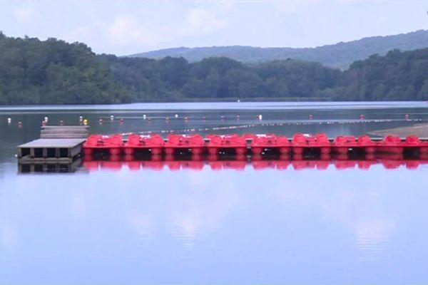 Aucun baigneur dans l'étang du Malsaucy à Belfort en attendant le résultat des analyses