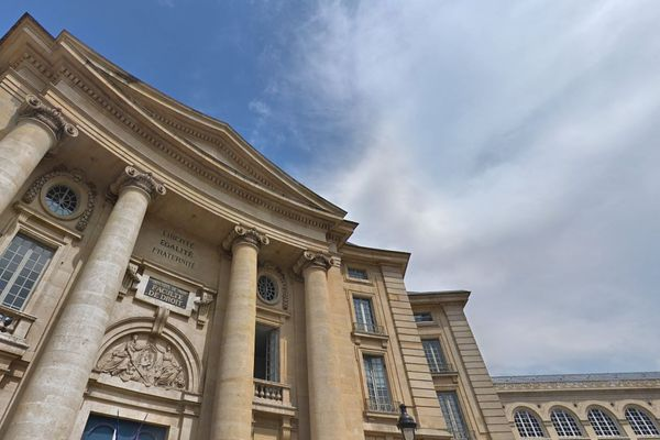 L'université Panthéon-Assas, à Paris (illustration).