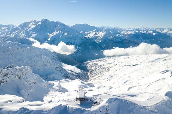 Un vaste espace de freeride, un nouveau sommet à 2800 mètres : La Rosière voit les choses en XXL