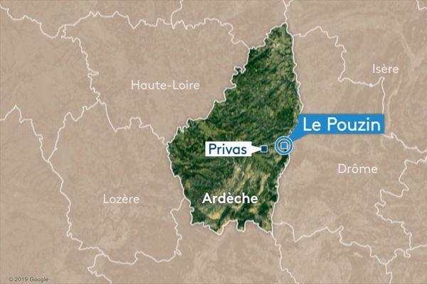La cérémonie de commémoration aura lieu au Pouzin ce dimanche 15 aout à 11h, devant le mémorial situé place Marcel-Nicolas.