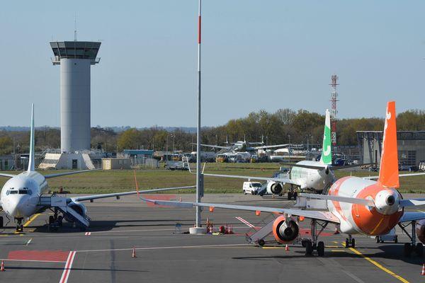 Les avions vont progressivement pouvoir quitter le tarmac de l'aéroport de Nantes-Atlantique dès le 8 juin