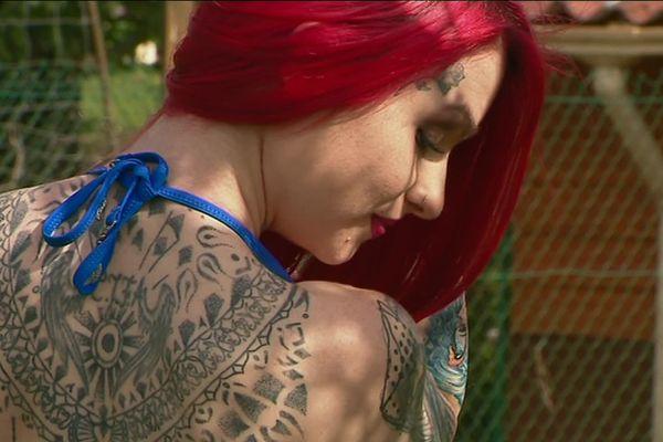 La Poitevine Charline Freret En Lice Pour Le Titre De Miss Tattoo France 2019