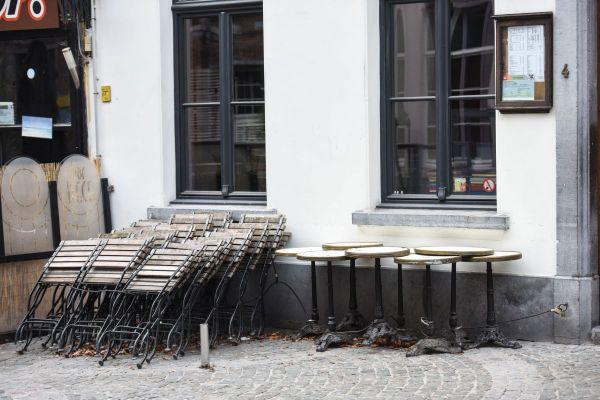 A partir du 19 mai, les terrasses des bars et restaurants devraient à nouveau accueillir du public.