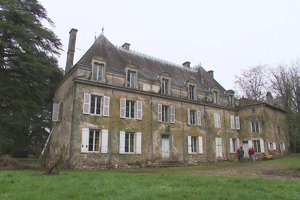 Propriété de Wim Thönisse à Bouresse