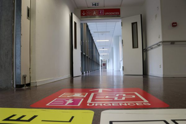 Photo d'illustration d'un hôpital du Nord Pas-de-Calais