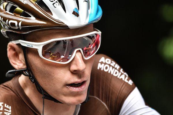"""""""Actuellement, je suis concentré sur le Championnat du monde"""", a déclaré Romain Bardet, le cycliste originaire de Brioude, en Haute-Loire."""