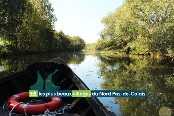 Pourquoi Clairmarais est-il l'un des plus beaux villages du Nord Pas-de-Calais ?
