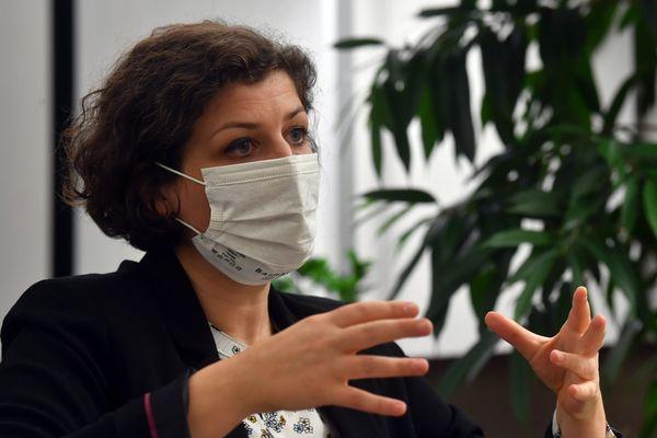 Jeanne Barseghian, la maire de Strasbourg, se dit prête à accueillir les Afghanes et les Afghans qui cherchent refuge après la prise du pouvoir des talibans.