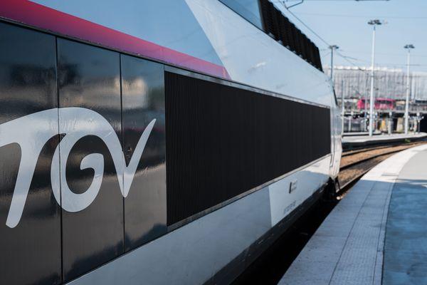La reprise du trafic SNCF sur la ligne Paris-Italie via Modane (Savoie) a été repoussée. Photo d'illustration.