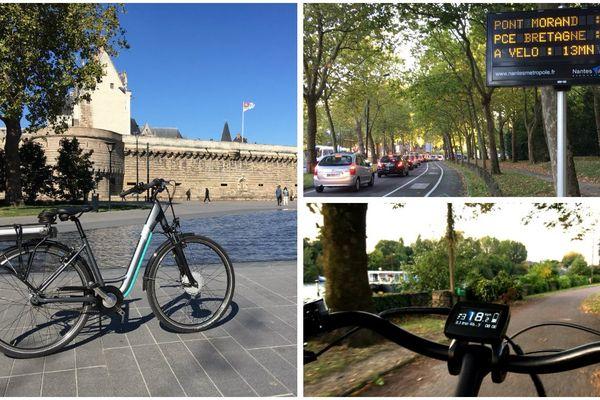 Le vélo à assistance électrique a le vent en poupe, surtout dans les agglomérations où les cyclistes peuvent compter sur un réseau de pistes cyclables très développé. C'est le cas à Nantes et plus largement dans les Pays de la Loire.