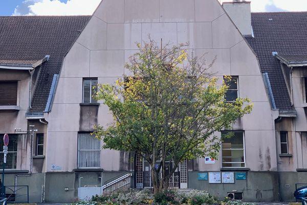 L'école maternelle Méhul à Pantin
