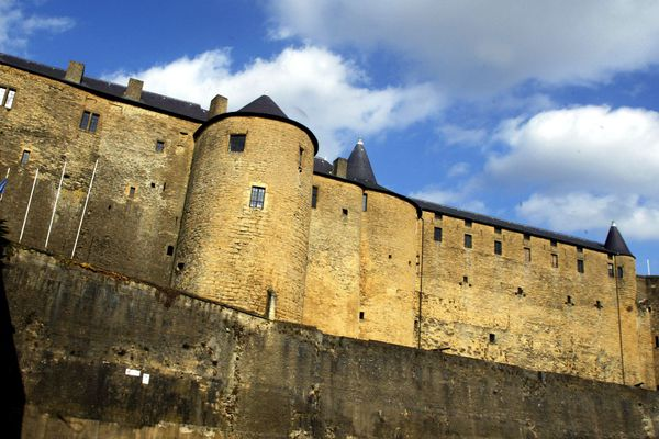 Le château fort de Sedan fait partie des 49 monuments du Grand Est qui nécessitent des travaux