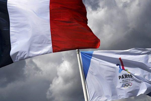 La candidature de Paris aux Jeux olympiques 2024.
