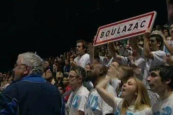 Le public du Palio a apprécié la première victoire de la saison à domicile