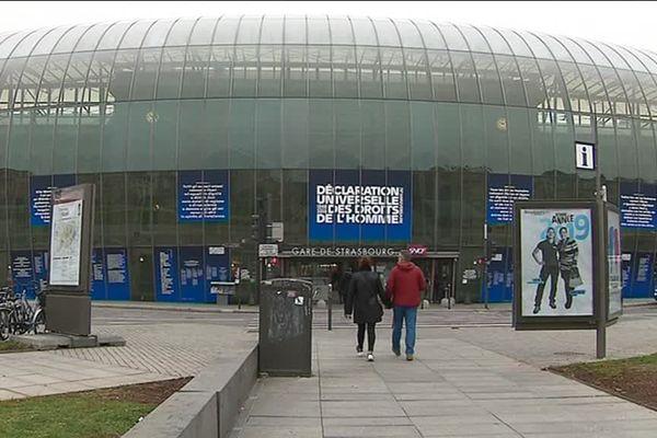 Retour à la (quasi) normale pour la gare de Strasbourg