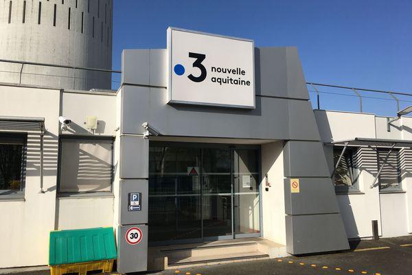 Station régionale de France 3 Poitou-Charentes à Poitiers.