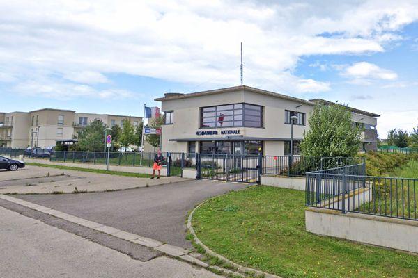 La gendarmerie du Tréport
