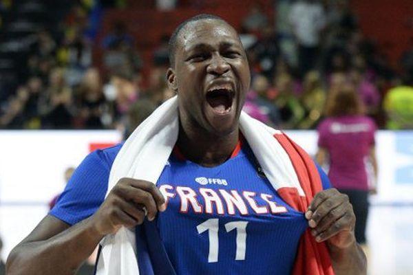 Florent Pietrus continue de porter le maillot de l'équipe de France, mais il ne portera plus celui du SLUC Nancy Basket...