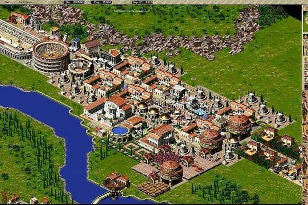 Le jeu vidéo Caesar III, un support de cours ?