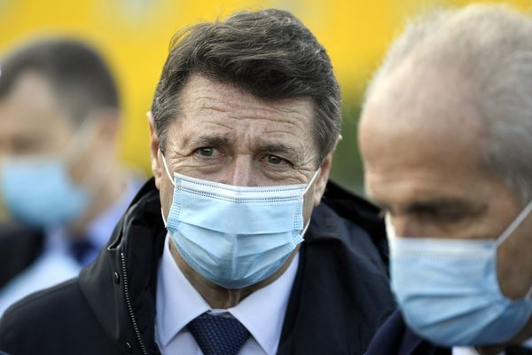 Christian Estrosi, maire de Nice, a annoncé l'arrivée de 12 000 doses de vaccin qui seront administrées d'ici dimanche 7 mars.