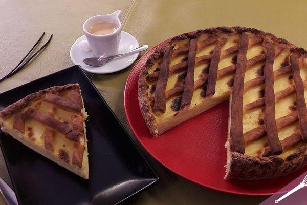 La recette de la tarte au Libouli revistée